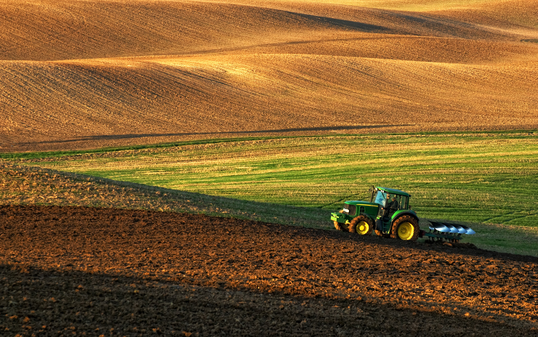 System kompensacji terenu Agropilot IMU
